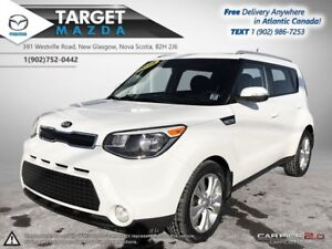 2015 Kia Soul $59/WK TAX IN! AUTO! HEATED SEATS! A/C! POWER PKG!