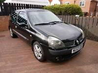 Renault clio 1.2 2004 FULL MOT
