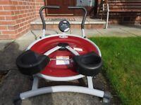 Ab Circle fitness machine
