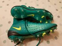 Nike sock boots size 6 (small fitting)