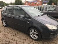 FORD CMAX 1.6 TDCI AUTOMATIC