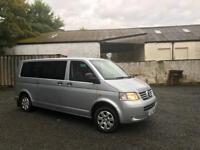 *NICE LATE 2005 VOLKSWAGEN TRANSPORTER T30!*9 SEATER!*174 EXECUTIVE LWB MODEL!*REAR HEATING!*