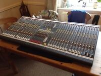 Allen & Heath GL-3300 32 Channel Analogue Mixer with RPS-9 Power Supply