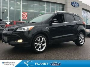 2015 Ford Escape Titanium PANORAMIC ROOF LEATHER NAVIGATION