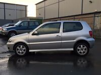 VW POLO TO SWAP WITH ESTATE CAR