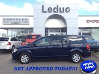 2013 DODGE GRAND CARAVAN SE - LOW KMS! - GET APPROVED TODAY!