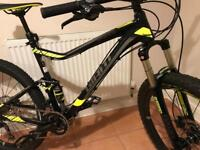 "New Giant Stance 2 27.5"" Mountain Bike 2018 -Full Suspension MTB RRP£1349"