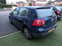 VW Golf Mk5 2004 (12 month mot)