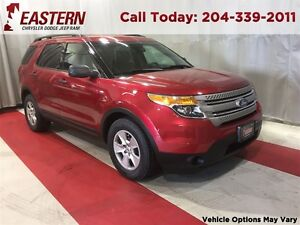2012 Ford Explorer XLT FWD PWR SEAT REMOTE ENTRY 7-PASSENGER A/C