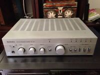 Technics intergrated amplifier su-c04