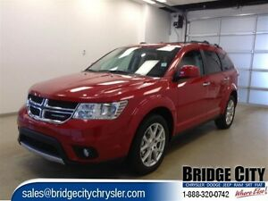 2016 Dodge Journey R/T- AWD, Leather Heated Seats