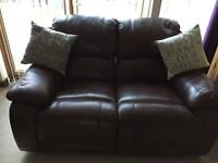 2seater 3 seater 1 chair recliners