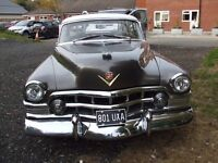 Classic Cadillac Deville Coupe 1950,Investment /money maker?.