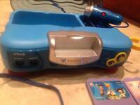 Children's vtec games console