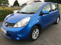 NISSAN NOTE 2009 DCI 1.5 ***12 MONTHS MOT ***£30 A YEAR ROAD TAX***