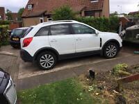 Vauxhall antara 2.2 cdti 4X4 diesel low mileage