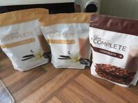 3 sealed packets of Juice Plus