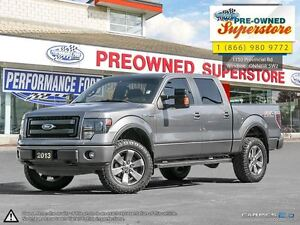 2013 Ford F-150 FX4>>>luxury package<<<
