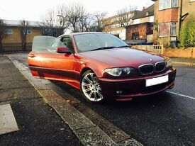 BMW 330ci M Sport Coupe Individual ***LOADED FACELIFT LIMITED EDITION***
