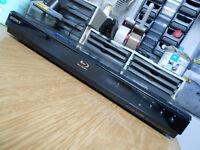 Sony BDP - S350 BDP-S350 BDP S350 Blu-ray Bluray DVD Disc Disk Player 1080p Full HD