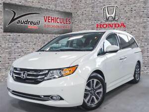 2015 Honda Odyssey Touring*GPS*DVD*