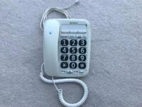 Large button phone