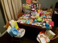 Huge bundle, toys, books, games, plus loads more