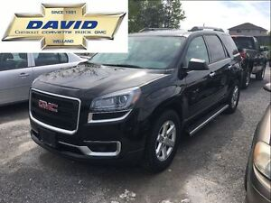 2016 GMC Acadia SLE1 AWD, LOADED, QUADS, LOCAL TRADE
