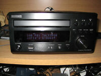 Denon RCD-M38DAB Receiver CD, USB, AUX, MP3 + Remote & Mission MX1 Speakers + 4 to 6m Cable Talk 3.1