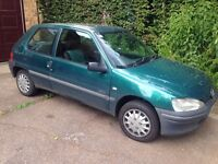 Peugeot 106 1.1 for sale £150 ono