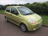 2007 (57) Chevrolet Matiz 0.8 S - Long MOT