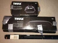 Thule Rapid System 757 746 762 roof racks BMW X5