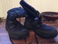 Child's Ski Boots Size 6 Good Condition