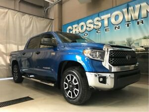 2018 Toyota Tundra SR5 with TRD Off-Road Package
