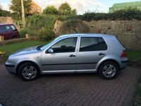 VW Golf 1.9 TDI *Price lowered to sell*