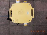 Site Transformer 5Kva 110 v 2 x 16amp + 1 x 32amp socket