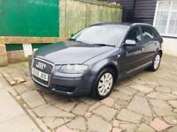 AUDI A3 2005/05 SPECIAL EDITION/ HPI CLEAR 1.6 PETROL
