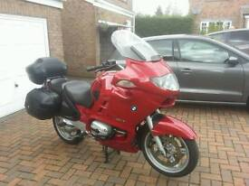 For Sale BMW 1150RT 2004