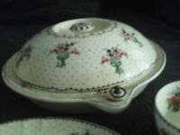 Minton Byron Early 1900 Dinner set pieces