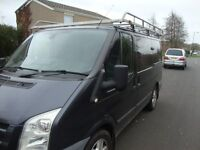 Ford Transit MK7 Roof Rack Only