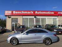 2014 Mercedes-Benz E550 COUPE-PREMIUM+INTELLIGENT-CLEAN CARPROOF City of Toronto Toronto (GTA) Preview