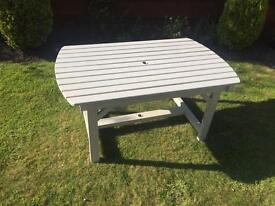 Garden table for sale