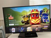 Sony Bravia 40inch led smart tv