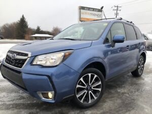 2017 Subaru Forester 2.0XT Touring AWD with Sunroof, Leather/...