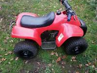 E-ton quad bike