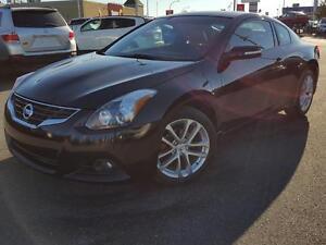 2012 Nissan Altima 3.5 SR CUIR NAVI TOIT MAGS JAMAIS ACCIDENTÉ