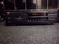 Yamaha KX-580 Natural Sound Stereo Cassette Recorder Deck Dolby B-C-S HX Pro CALL 07463638738
