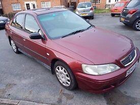 1998 HONDA ACCORD 1.8 VTECH..AUTOMATIC..LONG MOT..CLEAN CAR