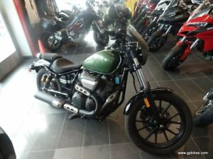2014 Yamaha Bolt R-Spec -