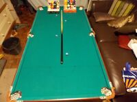 pool&snooker Table £45